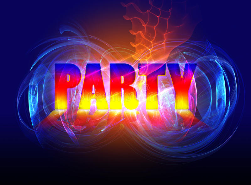 Download Party stock illustration. Illustration of entertainment - 29247531