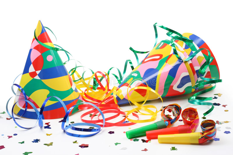 Party stockfoto