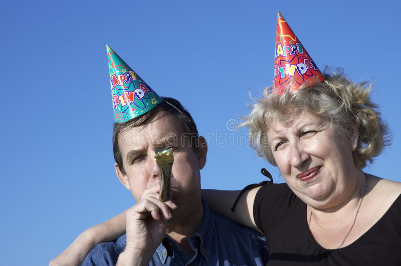 On the party stock images