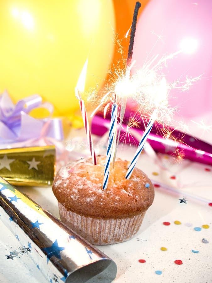 Download Party photo stock. Image du spécial, bougies, événement - 731888