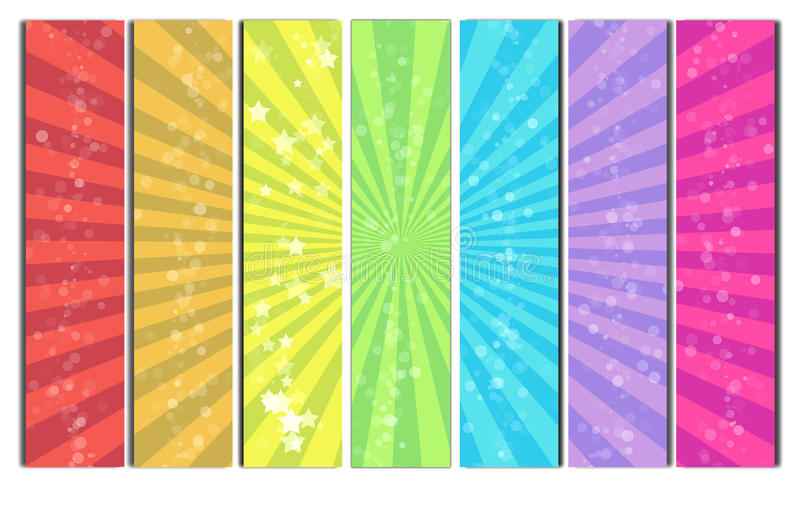 Party Background royalty free illustration
