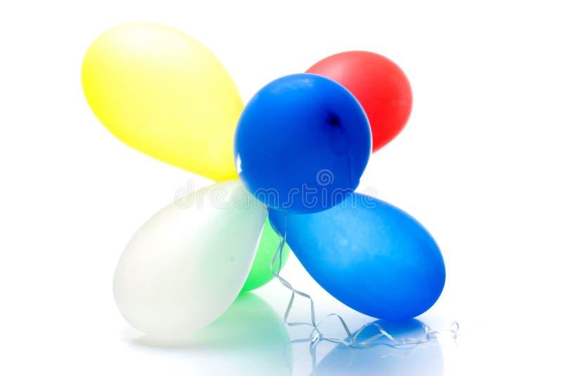 Party Ballon Royalty Free Stock Photos