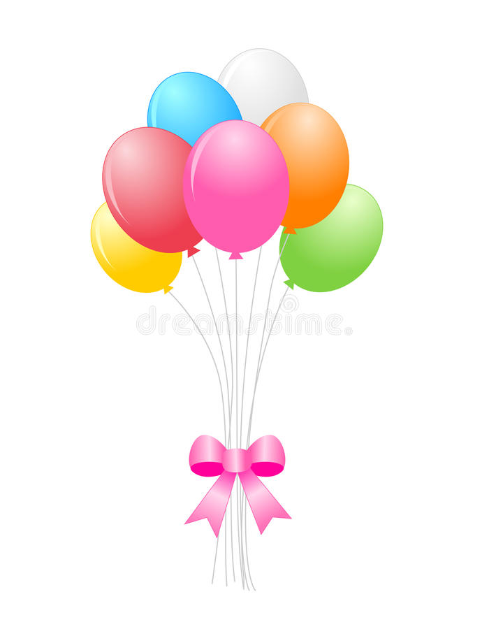Free Party Balloons Stock Images - 17150044