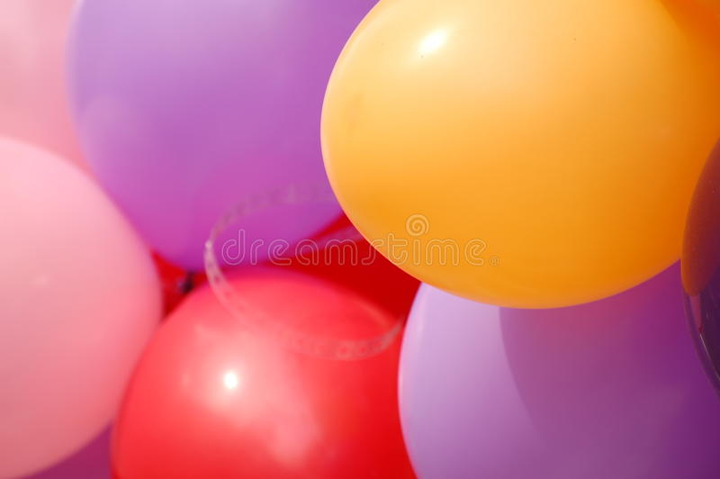 Download Party Balloons stock photo. Image of colorfull, balloon - 18154548