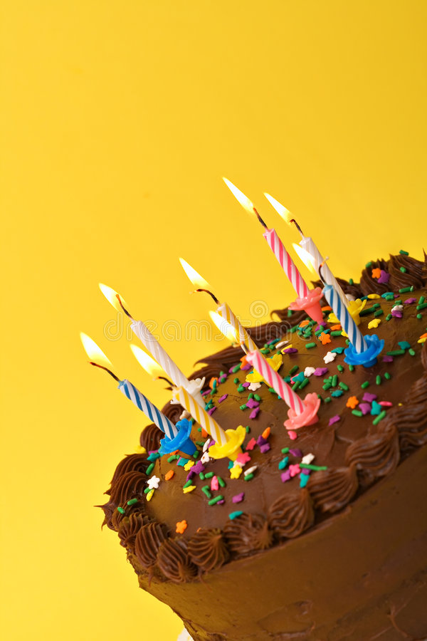 Party Cake royalty free stock image