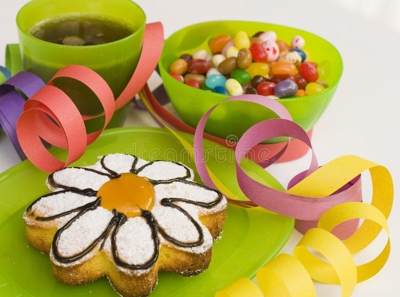 Cakes At A Party Stock Image Image Of Pastries