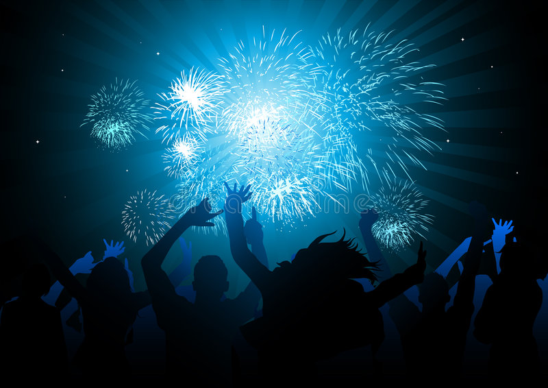 Party Celebrations! royalty free stock image