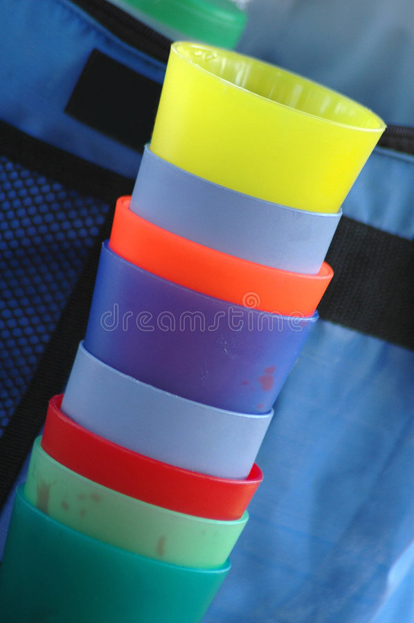 Download Party cups stock image. Image of colourful, yellow, kids - 2093387