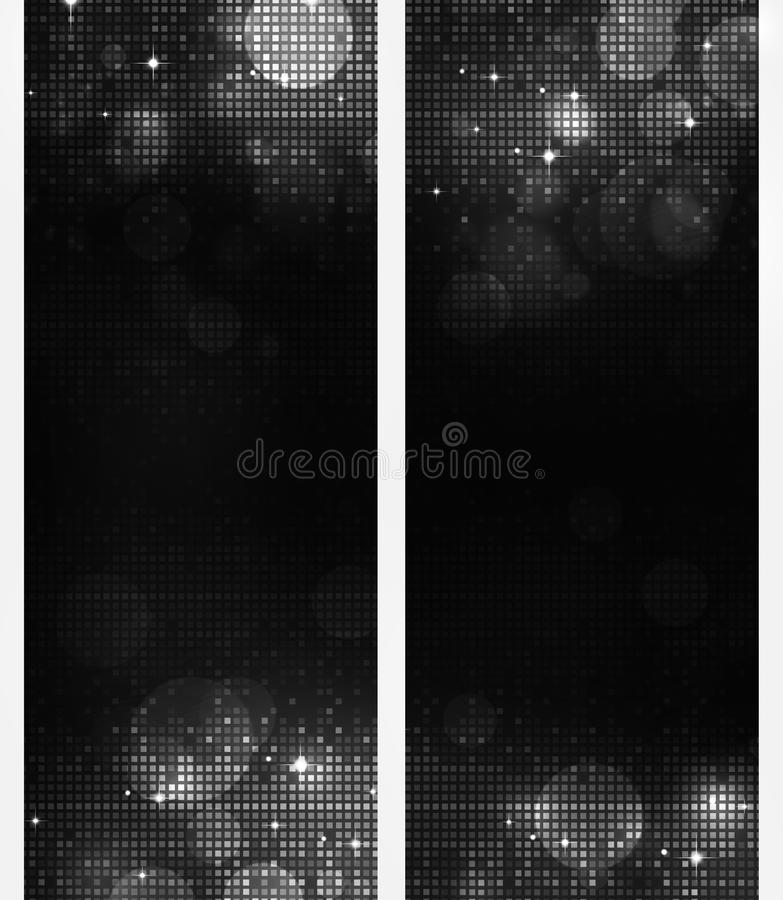 Party Disco Backgrounds stock images