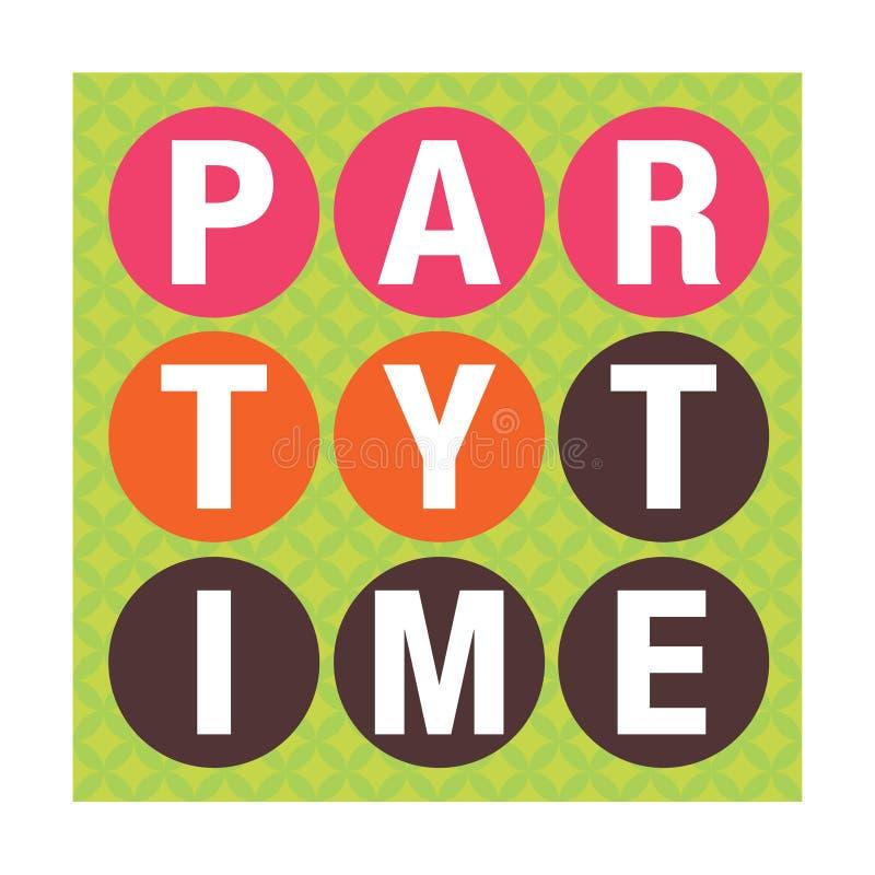 party-einladung lizenzfreie stockfotografie - bild: 9945847, Einladungsentwurf
