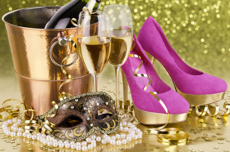 Party event concept royalty free stock images