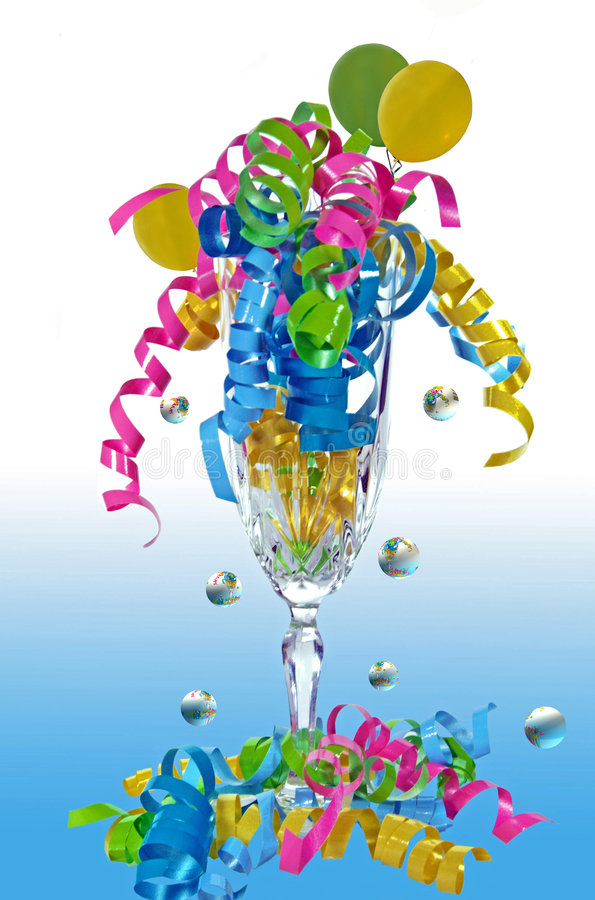 Free Party Favors Royalty Free Stock Photo - 6964735