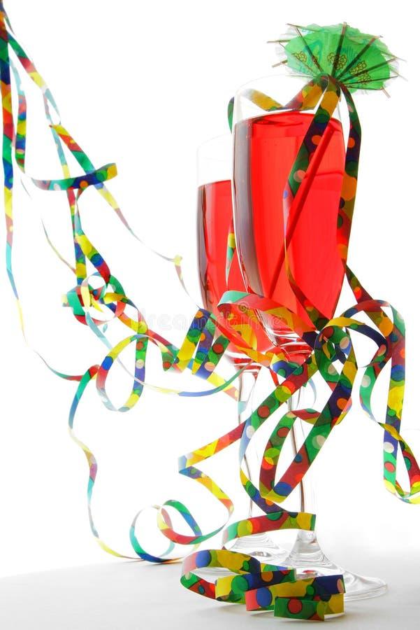 Party-Getränke stockfoto. Bild von geräusche, glas, weihnachten ...