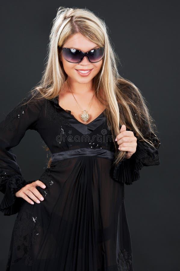 Party-Girl stockfotos