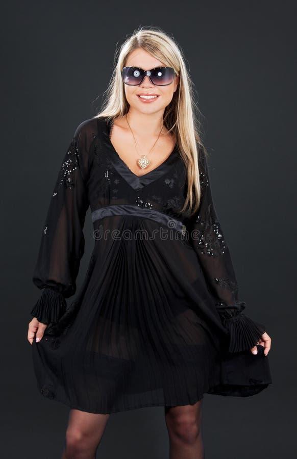 Party-Girl lizenzfreies stockfoto