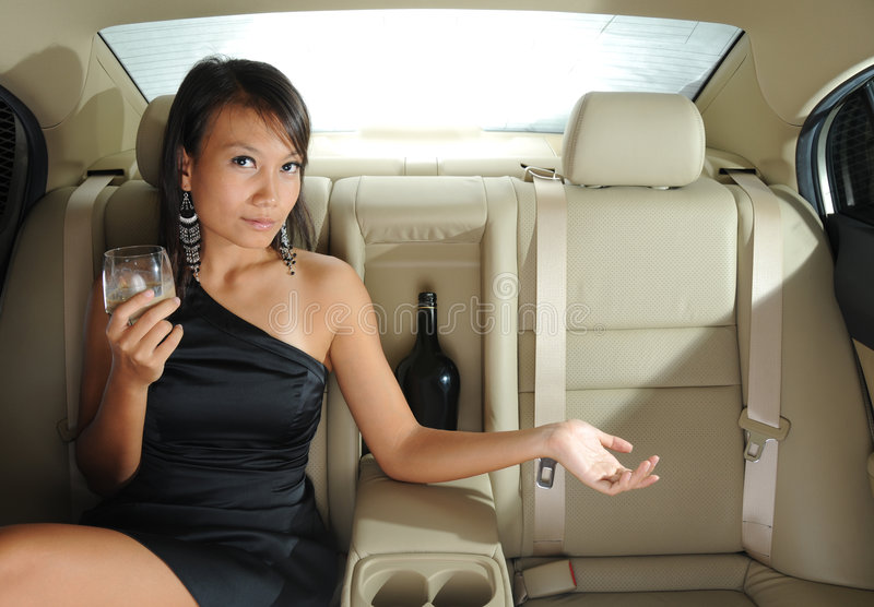 Download Party On The Go 7 stock image. Image of transport, lady - 7080079
