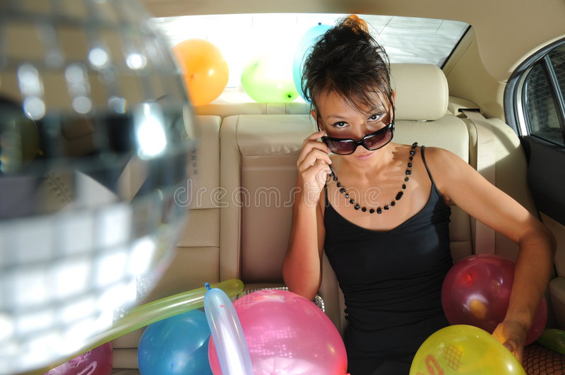 Download Party On The Go stock image. Image of celebrities, empty - 7112437