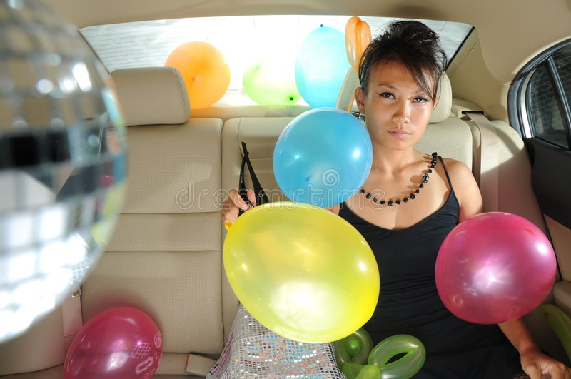 Download Party On The Go stock image. Image of call, balloon, happy - 7112649