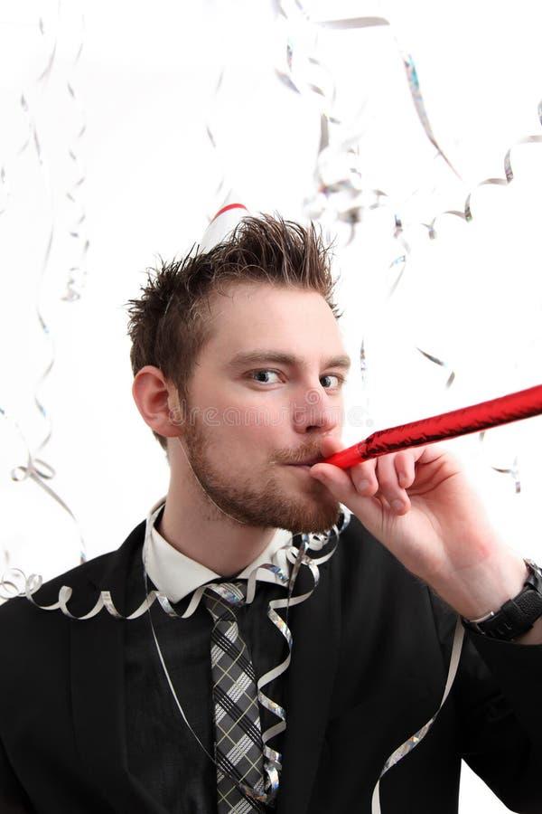 Download Party guy stock photo. Image of necktie, adult, caucasian - 27608362
