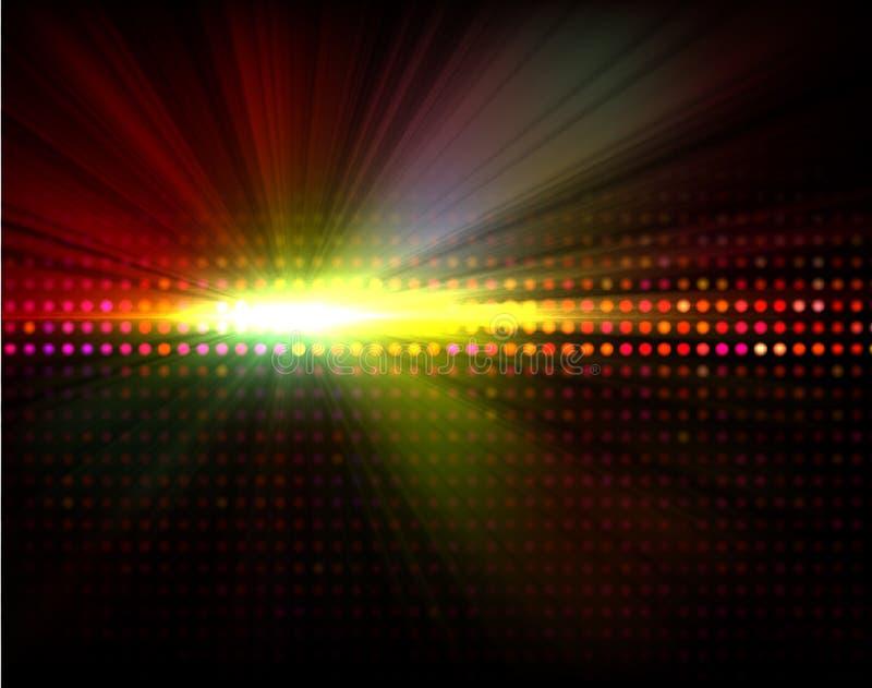 Party-Hintergrund vektor abbildung