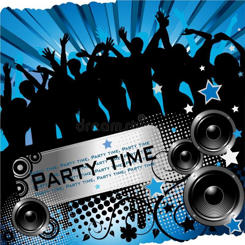 Party Illustration Stock Photos