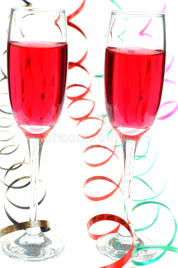 Party le coctail image stock