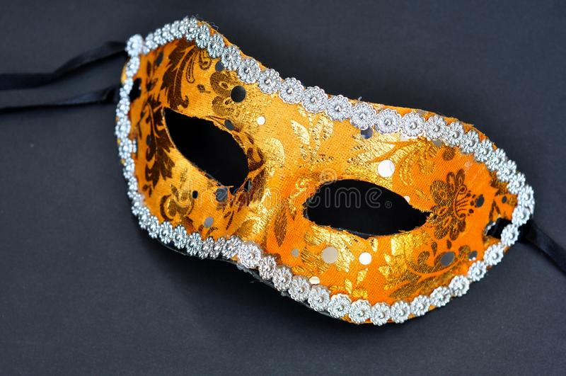 Download Party Mask stock photo. Image of romantic, black, festival - 17394676