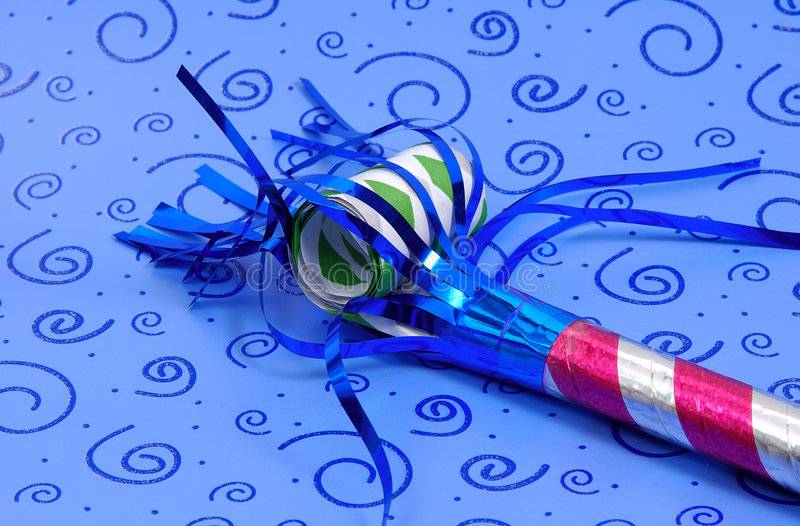 Download Party Noisemaker Stock Photos - Image: 53003