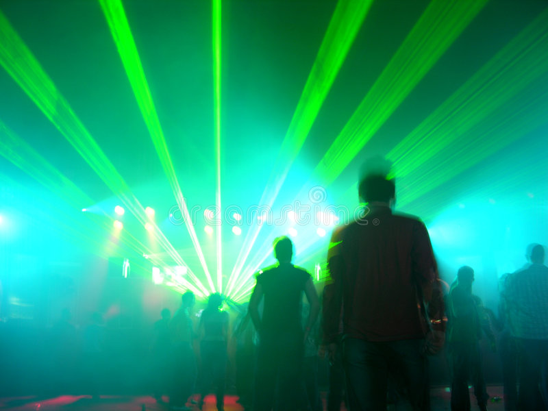 Download Party People stock image. Image of discotheque, disco, lights - 588157