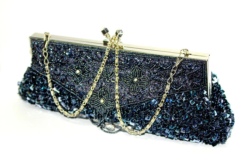 Party purse royalty free stock image