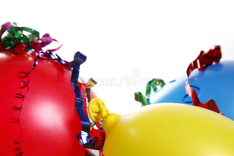 Party Setting Stock Image