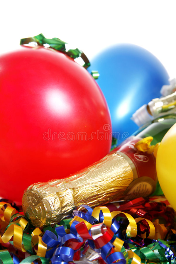 Party Setting royalty free stock photo