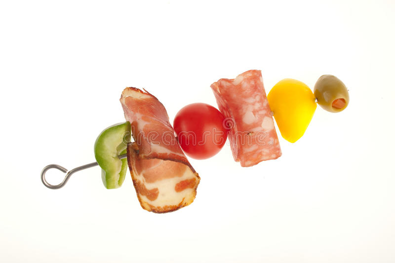 Party snack stock images