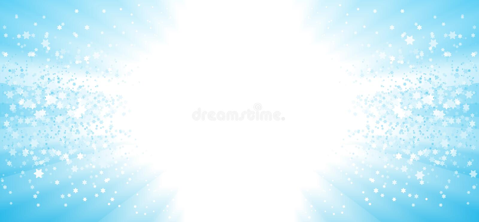 Download Party Stars Copy Space Banner Stock Vector - Image: 6084765