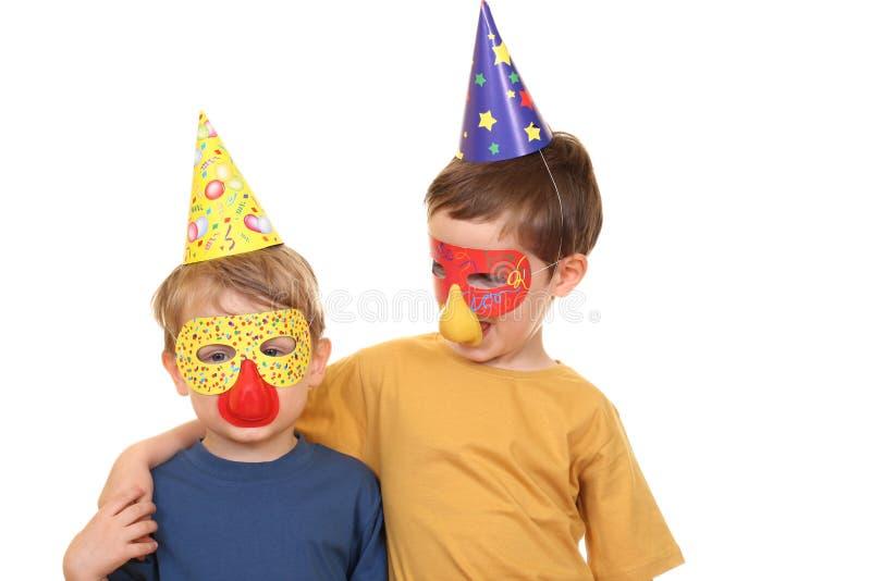 party tid arkivbilder