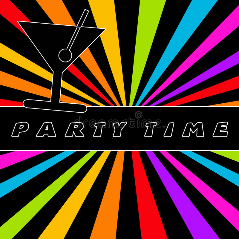 Free Party Time Stock Photo - 23159370