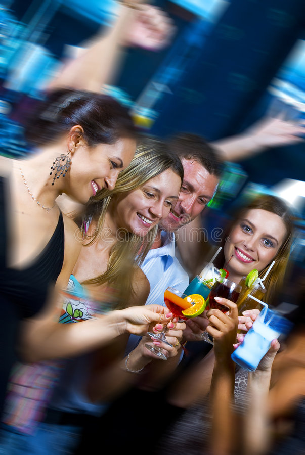 Free Party Time Royalty Free Stock Photo - 6993125