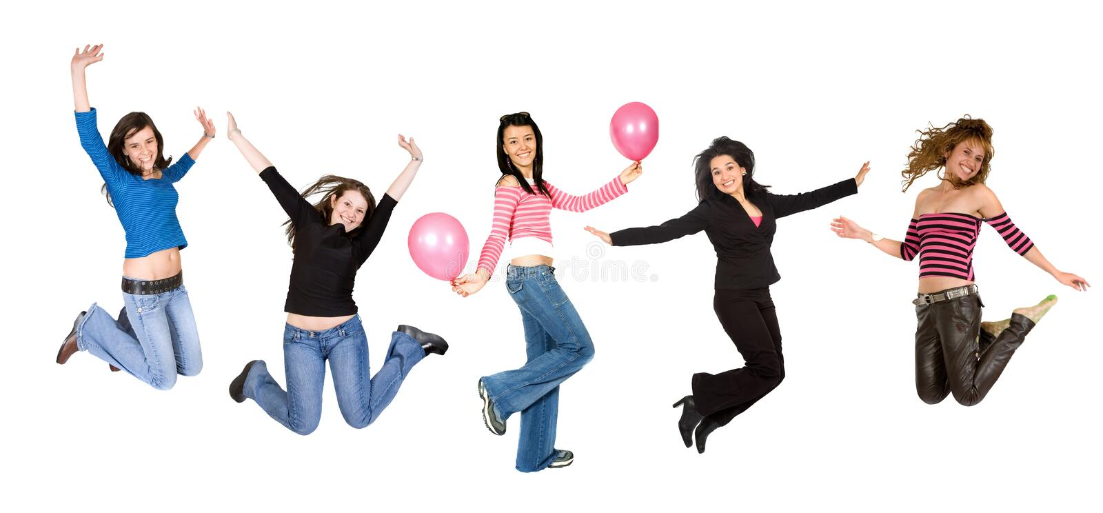 Download Party time stock image. Image of girls, smile, celebration - 9833379