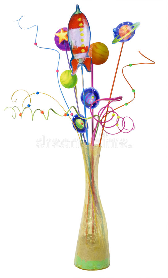 Free Party Vase Royalty Free Stock Photography - 7720757