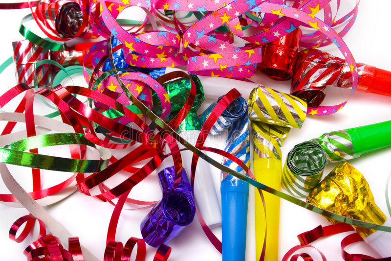 Download Party whistle stock image. Image of festivity, christmas - 1623381