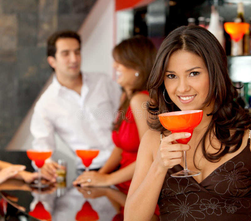Download Party woman stock photo. Image of nightclub, young, alcohol - 13297326