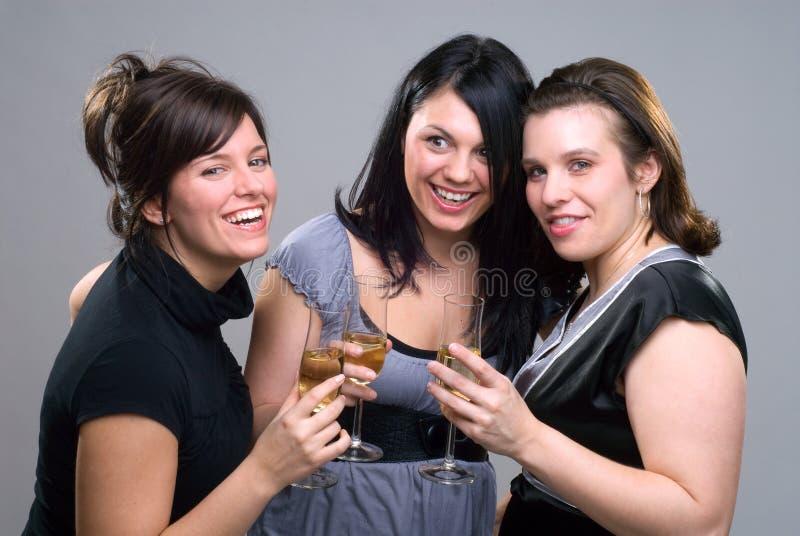 Party-Zeit stockfoto
