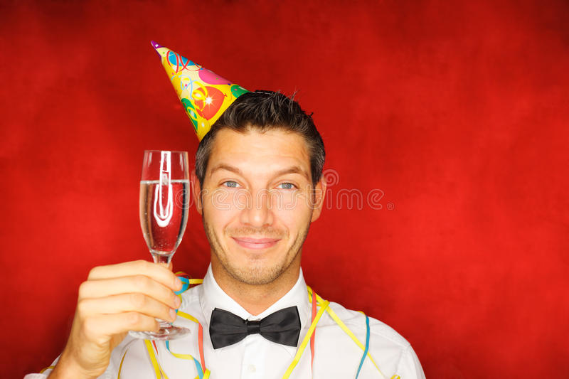 Download Partytime stock image. Image of face, event, cheers, festive - 16465217