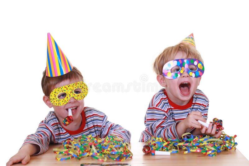 Partyzeit stockfotos