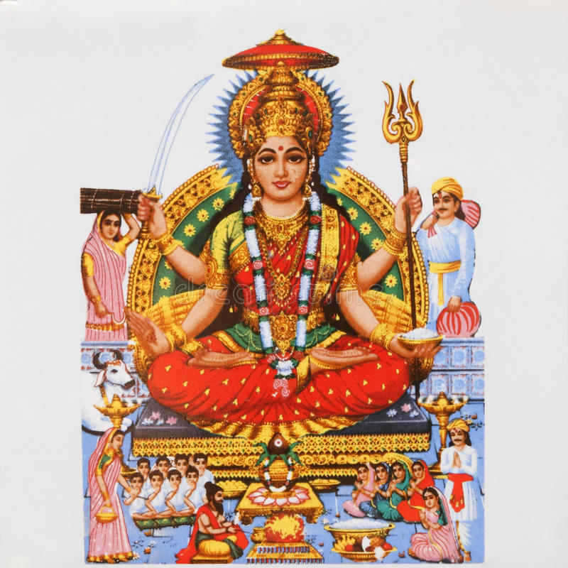 Download Parvati stock photo. Image of mother, east, culture, female - 21313214