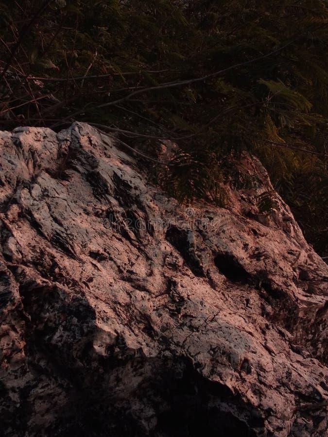 Parwat de choti de montagne de Pathar Pahad photo stock