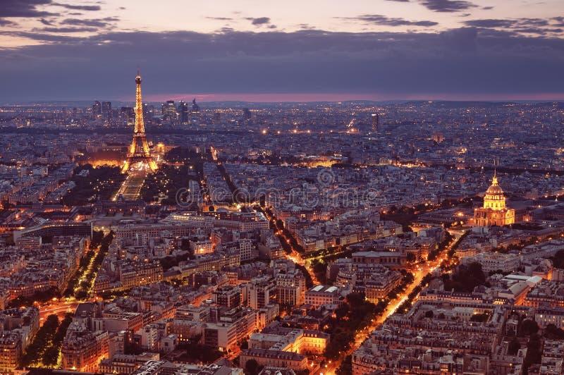 Paryż Francja - zdjęcie royalty free