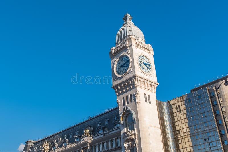 Paryż, gare De Lion zdjęcia royalty free