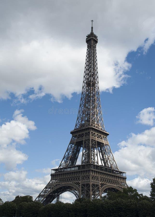 Paryż - Wieża Eiffla zdjęcia stock