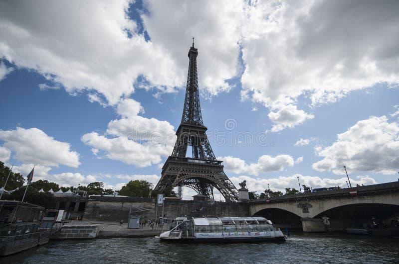 Paryż - Wieża Eiffla obrazy stock